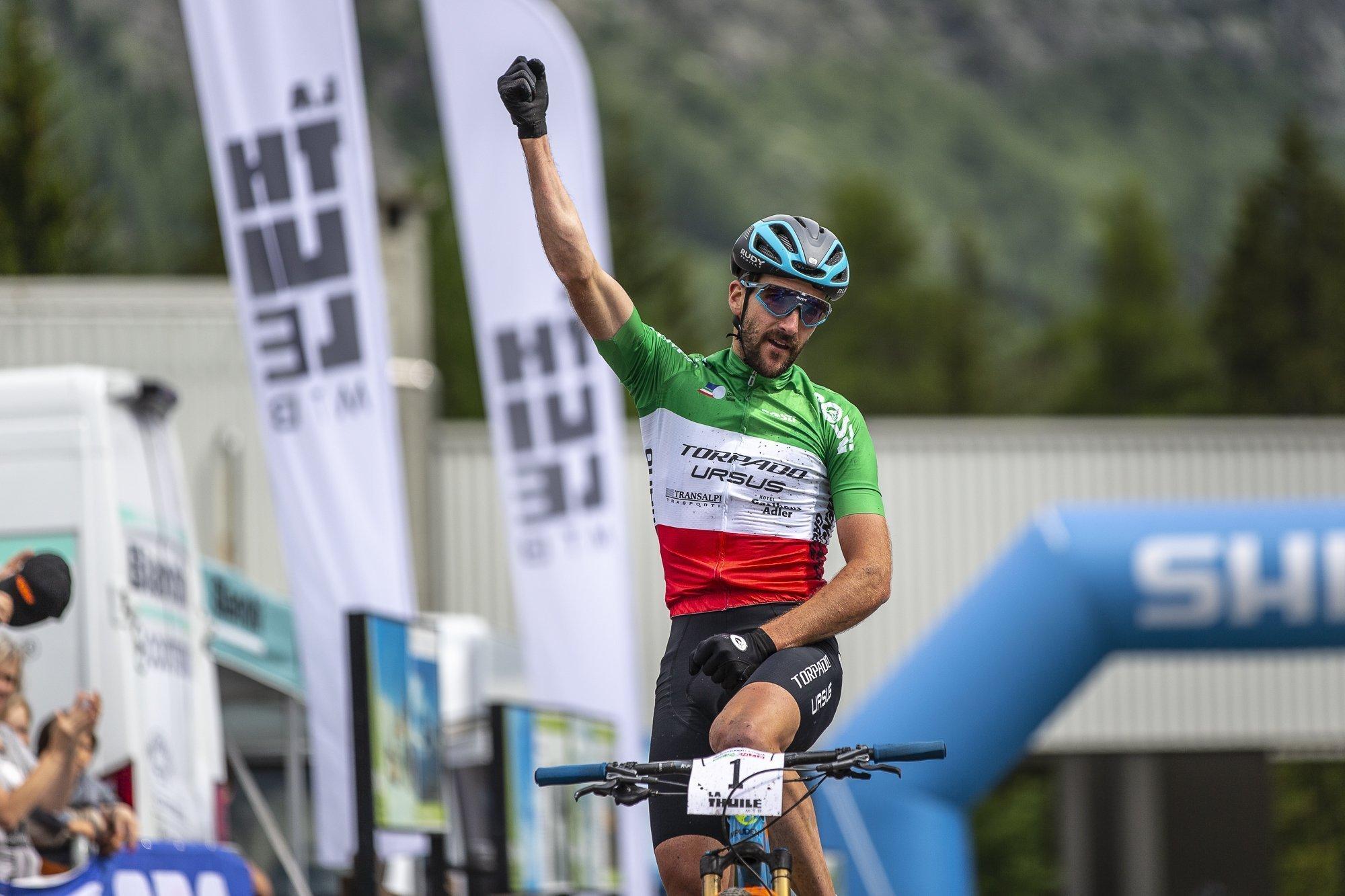 Gerhard Kerschbaumer vince a La Thuile 2019 - Internazionali d'Italia Series