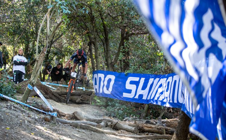 "Shimano and ""Internazionali"" together for top-class MTB"